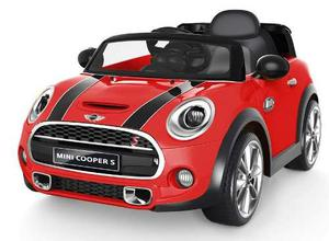 Mini Cooper S A Bateria 12 Volts C/control Remoto