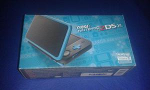 Nintendo 2ds Xl, Nueva Usa + 2 Juegos Promo!!!