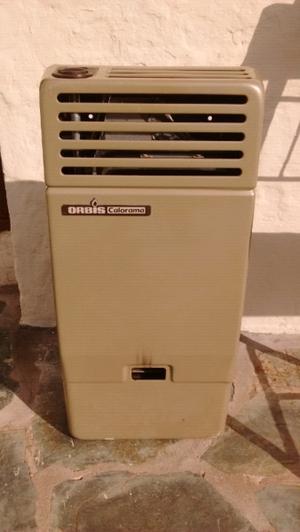 3 calefactores funcionando