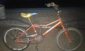 Bicicleta Niño rodado 20 usada