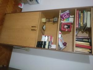 Liquido mueble Biblioteca.