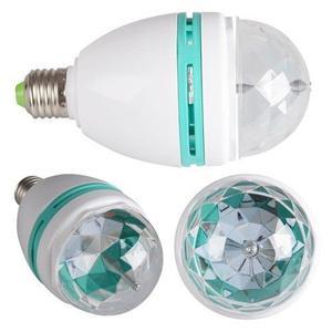 Lámpara giratoria led