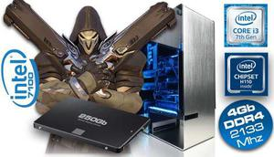 Pc Cpu Gamer Armada Intel I Disco Ssd 250gb 4gb Ddr4