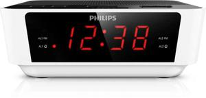 Radio Reloj Despertador Philips Aj