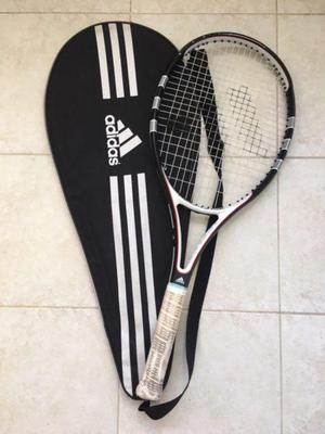 Raqueta De Tenis Adidas Response. Con funda. Muy Buen