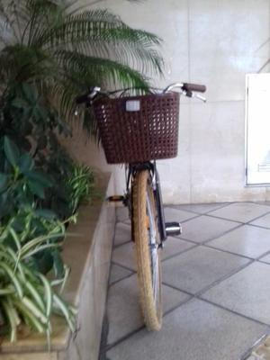 Bicicleta de paseo Olmo Amelie R26 con cabios