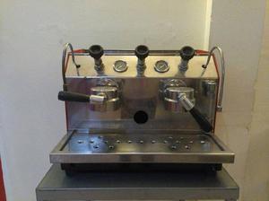 CAFETERA MONACO DE DOS BOCAS