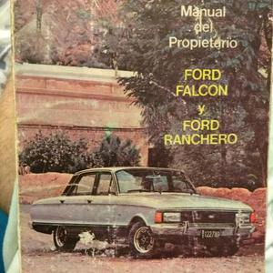 Manual de usuario Falcon Sprint 78/81