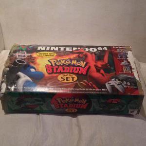Nintendo 64 + 3 Joystic + 5 Juegos + Transfer Pack
