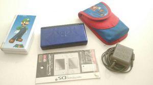 Nintendo Ds Lite Con Cargador Y Accesorios! Vicpa