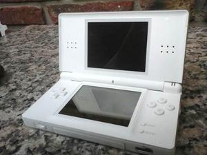 Nintendo Ds Lite Impecable Funcionando Ok 1 Juego Y Cargador