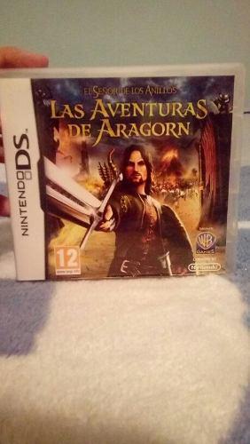 Señor De Los Anillos:las Aventuras De Aragorn Nintendo Ds