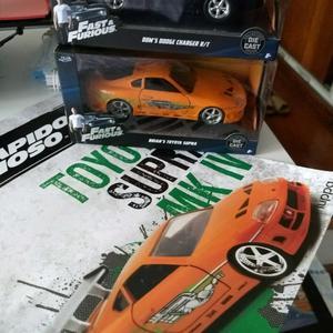 Toyota Supra de Rápido y furioso-Original - Brian