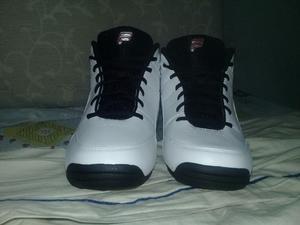Vendo dos pares de zapatillas fila