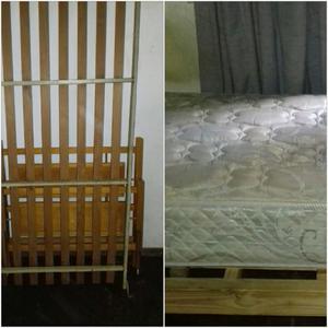 2 camas de una plaza