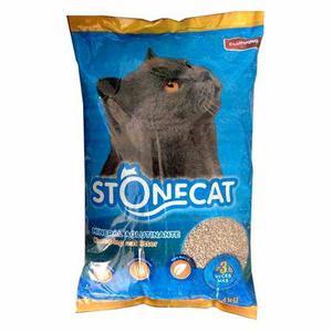 5 Bolsas De Piedras Sanitarias Stonecat 4kg Envío Gratis