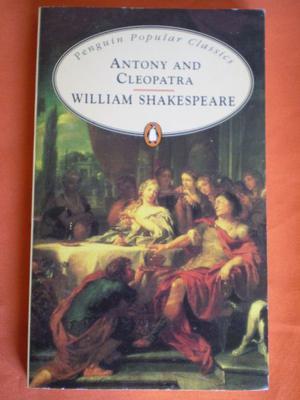 Antonio Y Cleopatra En Inglés - W. Shakespeare