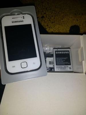 Celular Samsung Galaxy Y a reparar