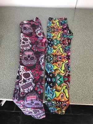 Dos calzas de mujer sin uso talle S