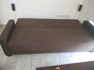 Sillon cama fiaca 1 cuerpo con respaldo movil posot class for Sillon cama 1 cuerpo
