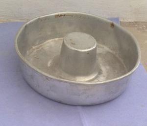 Flanera de aluminio usada en muy buen estado