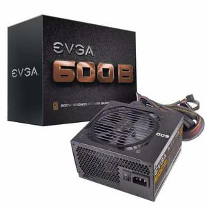 Fuente Evga Bronze 600w Real 80 Plus Bronze Pc Gamer