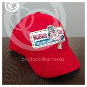 Gorra Bordada Replica Bubba Gump Shrimp Co Pelicula Forrest