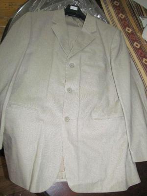 LIQUIDO NUEVO - Traje (Saco y Pantalon) de HOMBRE - DE LINO