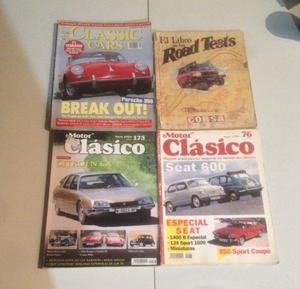 Revistas Motor Clasico/classic Cars/libro De Los Road Test
