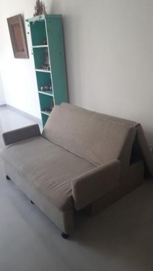 Sofa cama usado 130x90