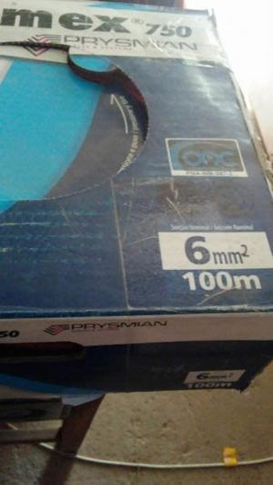 VENDO CABLE AFUMEX  MM2 X 100 METROS VENDO CABLE AFUMEX