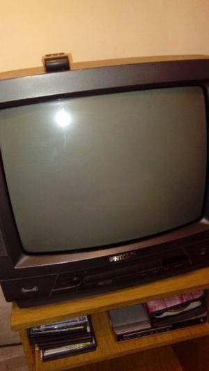 VENDO TELEVISOR PHILIPS 21PULG. SUPER IMPECABLE