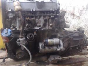 vendo motor completo de fiat 147, brio, 1100cc