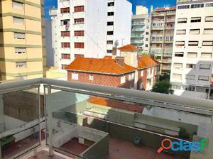 ALQUILER 24 MESES, Departamento 2 ambientes con balcon al