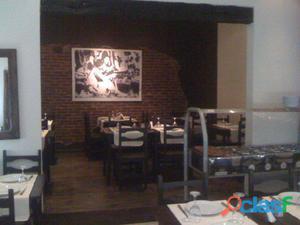 Fondo de comercio restaurante España 900