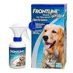Frontline Spray Para Perros Y Gatos X 250 Ml