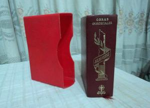 Libro Julio Verne obras inmortales