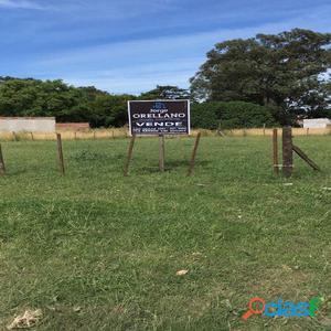 VENDO DOS EXCELENTES LOTES EN BARRIO FARO NORTE - JUNTOS O
