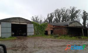 VENTA GALPON Con OFICINA en COYUNCO (Zona Rotonda) 5.200