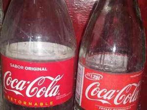 Cajones Y Envases De Coca,quilmes Y Pepsi Vacios Vendo