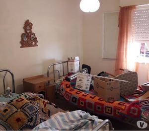 Departamento de dos dormitorios con cochera