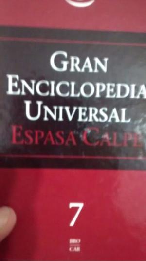 Enciclopedia universal de clarin