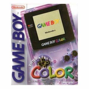 Game Boy Color En Caja