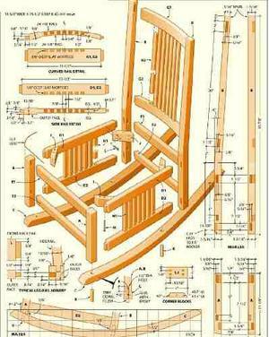 Kit  Proyectos Carpinteria Completo Detallado