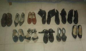 Liquido Lote completo de calzado