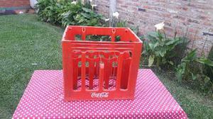 Lote De 3 Cajones De Coca Cola X 12 Envases De 1,25 L
