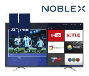 Smart Tv Led NOBLEX 32 pulgadas, Sintonizador digital