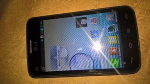 Vendo Celular LG L4 tv
