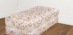 Vendo Sommier y colchón de 1 1/2 plaza MELTO,