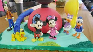 Adorno torta Mickey Mouse